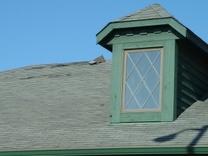 Village Greene Office Condo Roof Damage picture